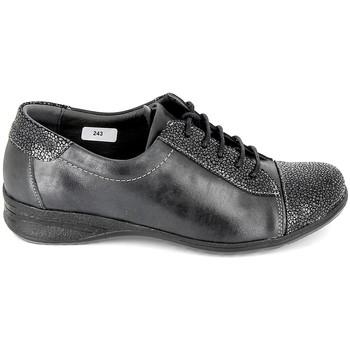 Pantofi Femei Pantofi sport Casual Boissy Sneakers 7510 Noir Negru