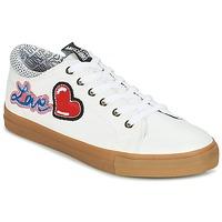 Încăltăminte Femei Pantofi sport Casual Love Moschino JA15213G15 Alb