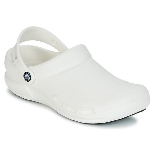 Pantofi Saboti Crocs BISTRO Alb