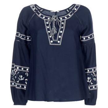 Îmbracaminte Femei Topuri și Bluze Deeluxe BERTHA Bleumarin