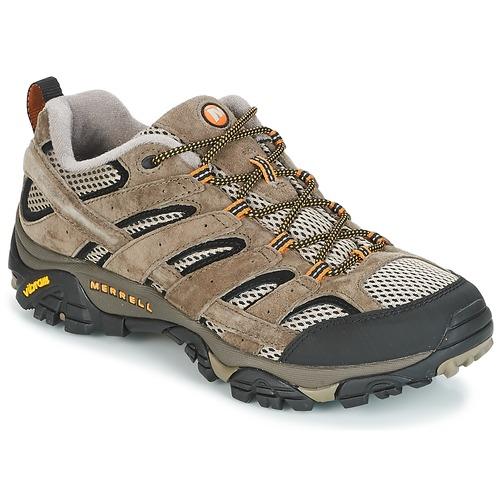 Pantofi Bărbați Drumetie și trekking Merrell MOAB 2 VENT Gri