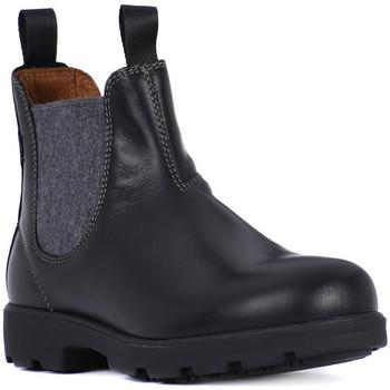 Pantofi Bărbați Ghete Frau DAWSON Nero