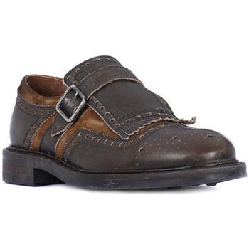 Pantofi Bărbați Mocasini Frau PRINT FANGO Verde