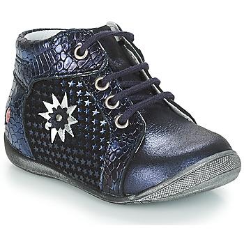 Pantofi Fete Ghete GBB RESTITUDE Albastru