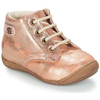 Pantofi Fete Ghete GBB NICOLE Roz