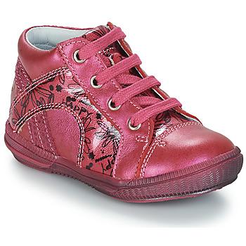 Pantofi Fete Ghete GBB ROSETTA Roz