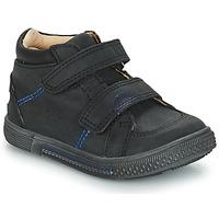 Pantofi Băieți Pantofi sport stil gheata GBB ROBERT Negru