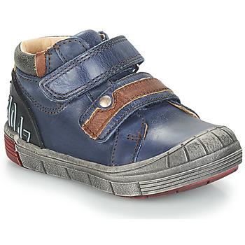 Pantofi Băieți Ghete GBB REMI Albastru