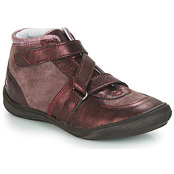 Încăltăminte Fete Pantofi sport stil gheata GBB RIQUETTE Maro / Bronz