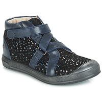 Încăltăminte Fete Pantofi sport stil gheata GBB NADEGE Albastru