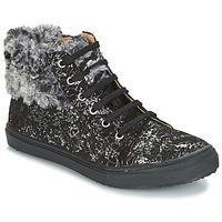 Pantofi Fete Pantofi sport stil gheata GBB ROBERTA Negru