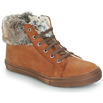 Pantofi Fete Pantofi sport stil gheata GBB ROBERTA Maro