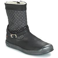 Pantofi Fete Cizme casual GBB ROLANDE Negru