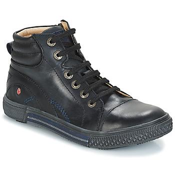 Pantofi Băieți Pantofi sport stil gheata GBB RALPH Negru
