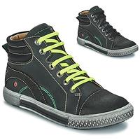 Pantofi Băieți Pantofi sport stil gheata GBB RALPH Gri
