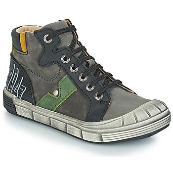 Pantofi Băieți Pantofi sport stil gheata GBB RENZO Gri