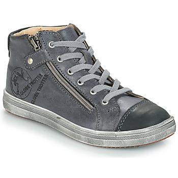 Pantofi Băieți Pantofi sport stil gheata GBB NICO Gri