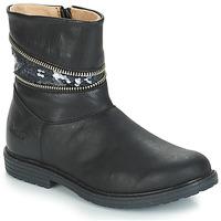 Pantofi Fete Cizme casual GBB MAFALDA Negru