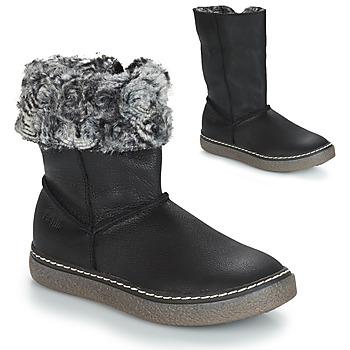 Pantofi Fete Cizme casual GBB DUBROVNIK Gri