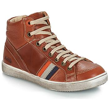 Pantofi Băieți Pantofi sport stil gheata GBB ANGELO Maro
