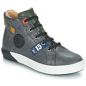 Încăltăminte Băieți Pantofi sport stil gheata GBB SILVIO Gri