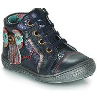 Pantofi Fete Ghete Catimini RHUBARBE Bleumarin