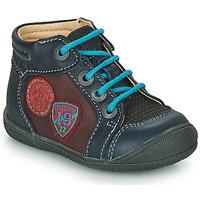 Pantofi Băieți Ghete Catimini REGLISSE Albastru