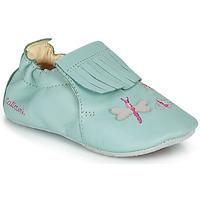 Pantofi Fete Papuci de casă Catimini RHIZINE Albastru