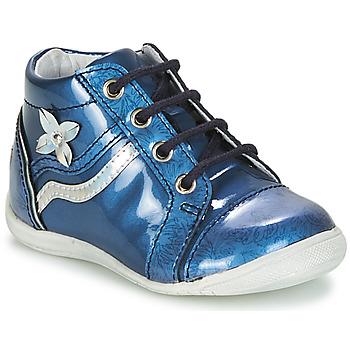 Pantofi Fete Ghete GBB SHINA Albastru