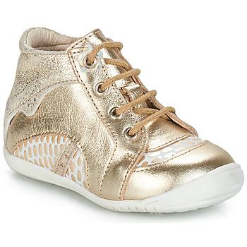 Pantofi Fete Ghete GBB SOPHIE Auriu