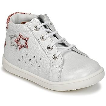 Pantofi Fete Pantofi sport stil gheata GBB SABBAH Alb
