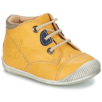 Pantofi Băieți Ghete GBB SAMUEL Galben