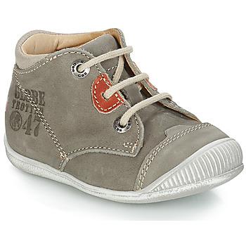 Pantofi Băieți Ghete GBB SAMUEL Gri
