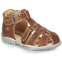 Pantofi Băieți Sandale  GBB PRIGENT Maro