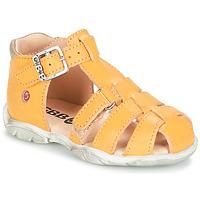 Pantofi Băieți Sandale  GBB PRIGENT Galben