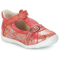 Pantofi Fete Balerin și Balerini cu curea GBB SALOME Roșu