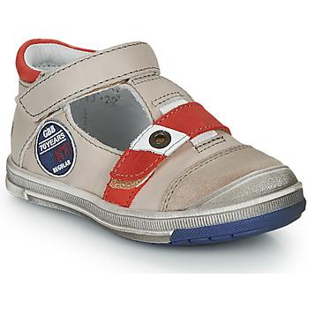 Pantofi Băieți Sandale și Sandale cu talpă  joasă GBB SOREL Vtc / Bej-roșu / Dpf / Flash