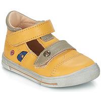 Pantofi Băieți Sandale și Sandale cu talpă  joasă GBB STEVE Galben