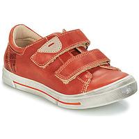 Pantofi Băieți Pantofi sport Casual GBB SEBASTIEN Roșu