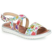 Încăltăminte Fete Sandale și Sandale cu talpă  joasă GBB ADRIANA Multicolor
