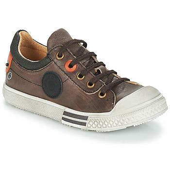 Pantofi Băieți Ghete GBB UGO Maro