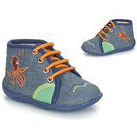 Încăltăminte Băieți Papuci de casă GBB PABLITO Albastru