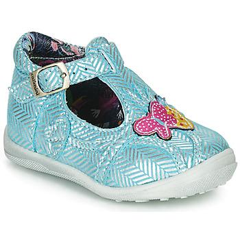 Pantofi Fete Balerin și Balerini cu curea Catimini SOLEIL Albastru