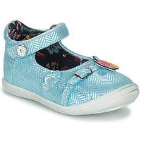 Pantofi Fete Balerin și Balerini cu curea Catimini SITELLE Albastru
