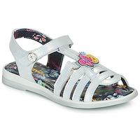 Pantofi Fete Sandale  Catimini SICALE Alb