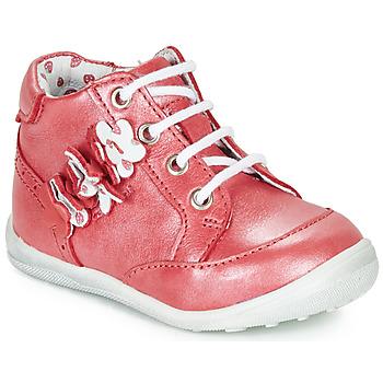 Pantofi Fete Ghete Catimini SOLDANELLE Roșu