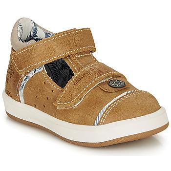 Pantofi Băieți Sandale  Catimini SAUTERIAU Maro
