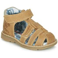 Pantofi Băieți Sandale  Catimini SYCOMORE Coniac