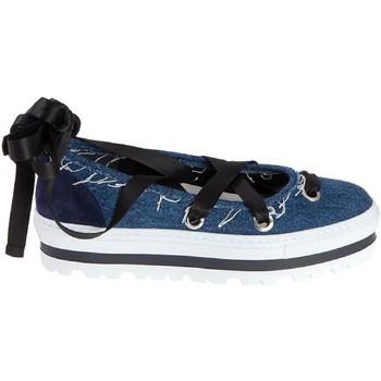 Pantofi Femei Balerin și Balerini cu curea Msgm 2241MDS09Y 020 Jeans