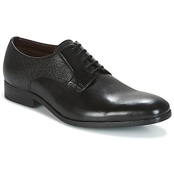 Pantofi Bărbați Pantofi Derby Clarks GILMORE LACE Negru